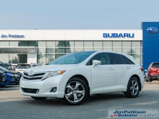 Used 2015 Toyota Venza V6 XLE for sale in Port Coquitlam, BC