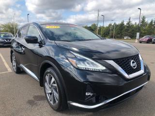 Used 2019 Nissan Murano SL AWD for sale in Charlottetown, PE