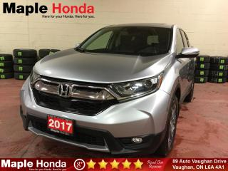 Used 2017 Honda CR-V EX| Auto-Start| Sunroof| All-Wheel Drive| for sale in Vaughan, ON