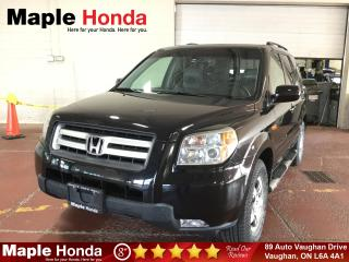 Used 2007 Honda Pilot EX-L| Leather| Sunroof| All-Wheel Drive| for sale in Vaughan, ON
