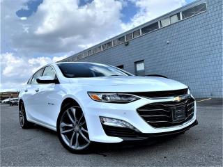 Used 2020 Chevrolet Malibu PREMIER 2.T|HUD|PANOROMIC|VENTILATED MEMORY SEATS|WOOD TRIM for sale in Brampton, ON