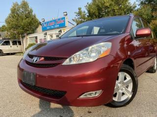 Used 2010 Toyota Sienna 5dr FWD ACCIDENT FREE EXTRA CLEAN *LEATHER for sale in Brampton, ON