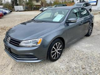 Used 2016 Volkswagen Jetta Sedan 1.4 TSI Auto Comfortline, sunroof, 2 sets of rims and tires for sale in Halton Hills, ON