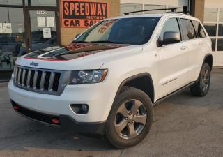 Used 2013 Jeep Grand Cherokee 4WD - Trail Hawk, One Owner, Accident Free, Loaded for sale in Oakville, ON