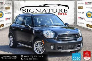 Used 2016 MINI Cooper Countryman ALL4 4dr S. NO ACCIDENT. LOW KMS. HEATED SEATS. for sale in Mississauga, ON