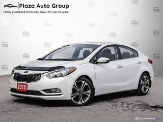 Used 2015 Kia Forte EX | CLEAN | LIFETIME ENGINE WARRANTY for sale in Richmond Hill, ON