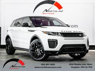 Used 2017 Land Rover Evoque HSE Dynamic|Navigation|Red Leather|Pano Roof for sale in Vaughan, ON
