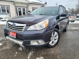 Used 2012 Subaru Outback 5dr Wgn CVT 2.5i w/Limited Pkg for sale in Oshawa, ON