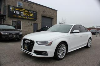 Used 2015 Audi A4 S-LINE,ONE OWNER,PRESTIGE,PUSH START,PARKING SENSOR for sale in Newmarket, ON