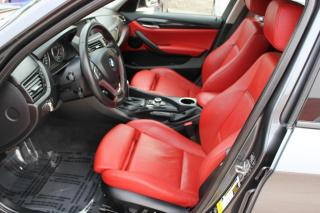 Used 2014 BMW X1 35ix, M Sport PKG,NAV,SUNROOF, RED Leather,SPORT SEATS for sale in Newmarket, ON