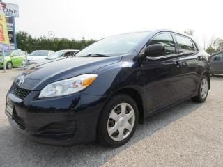 Used 2009 Toyota Matrix LOW MILEAGE for sale in Newmarket, ON