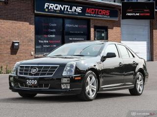 Used 2009 Cadillac STS 4dr Sdn V6 AWD for sale in Scarborough, ON