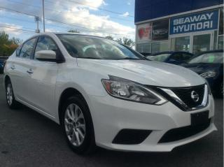 Used 2017 Nissan Sentra 1.8 SV - Sunroof - Heated Seats for sale in Cornwall, ON