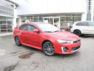 Used 2017 Mitsubishi Lancer SE Limited W/Keyless Entry for sale in Surrey, BC