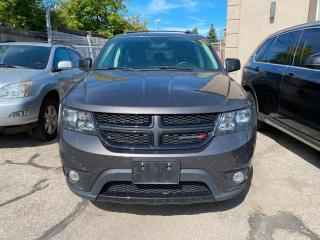 Used 2018 Dodge Journey SXT for sale in Scarborough, ON