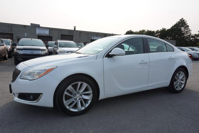 2016 Buick Regal TURBO TOURING CAMERA LEATHER CERTIFIED 2YR WARRANTY *FREE ACCIDENT* BLUETOOTH CRUISE ALLOYS
