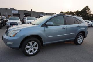 Used 2005 Lexus RX 330 AWD PREMIUM PKG CERTIFIED 2YR WARRANTY *FREE ACCIDENT* SUNROOF MEMORY LEATHER CRUISE for sale in Milton, ON