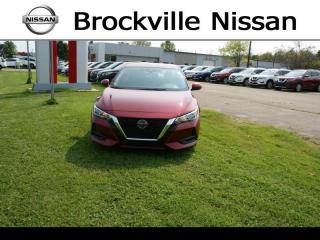 New 2020 Nissan Sentra SV for sale in Brockville, ON