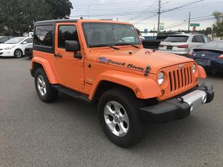 Used 2013 Jeep Wrangler SAHARA 4WD for sale in Truro, NS