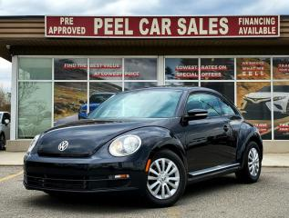 Used 2016 Volkswagen Beetle TRENDLINE|PRICE.MATCH.POLICY|CERTIFIED| for sale in Mississauga, ON