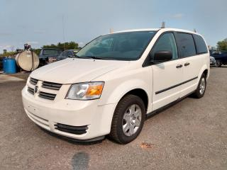 Used 2009 Dodge Grand Caravan CARGO VAN for sale in Dunnville, ON
