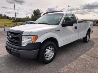 Used 2013 Ford F-150 XLT 8-ft. Bed 2WD for sale in Dunnville, ON