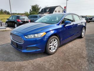 Used 2013 Ford Fusion SE for sale in Dunnville, ON