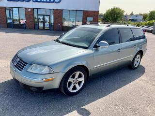 Used 2005 Volkswagen Passat Wagon GLX -AS IS- for sale in Barrie, ON