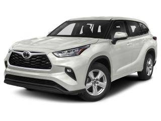 New 2020 Toyota Highlander LE for sale in Grand Falls-Windsor, NL
