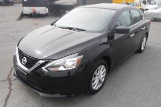 Used 2018 Nissan Sentra S for sale in Burnaby, BC