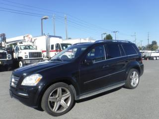 Used 2011 Mercedes-Benz GL-Class GL550 4MATIC 3rd row seating for sale in Burnaby, BC