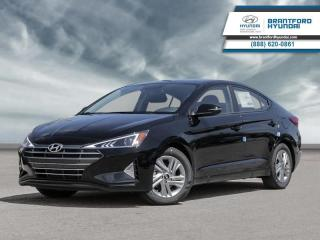 Used 2020 Hyundai Elantra Preferred w/Sun & Safety Package IVT for sale in Brantford, ON