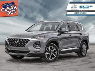 Used 2020 Hyundai Santa Fe 2.4L Preferred AWD  - Heated Seats - $190 B/W for sale in Brantford, ON