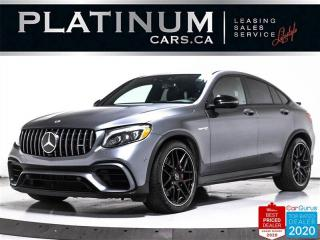 Used 2018 Mercedes-Benz GL-Class AMG GLC63 S, COUPE, EDITION1, 503HP, CARBON, NAV for sale in Toronto, ON