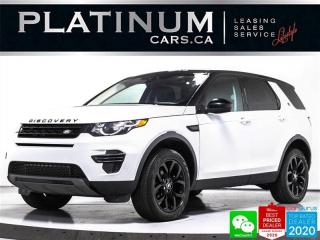 Used 2017 Land Rover Discovery Sport AWD, HEATED STEERING/SEATS, BLUETOOTH, KEYLESS for sale in Toronto, ON