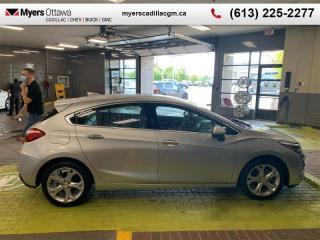 Used 2018 Chevrolet Cruze Premier  PREMIER, HATCHBACK, LEATHER, 19