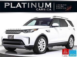 Used 2017 Land Rover Discovery HSE Td6, DIESEL, 7 PASS, NAV, PANO, CAM, MERIDIAN for sale in Toronto, ON