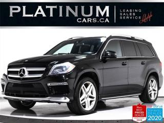 Used 2014 Mercedes-Benz GL-Class GL350d BlueTEC, DIESEL, 7 PASS, NAV, AMG, CAM for sale in Toronto, ON