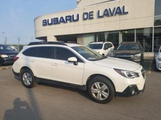 Used 2019 Subaru Outback 2.5i AWD**Apple Carplay ou Android Auto* for sale in Laval, QC