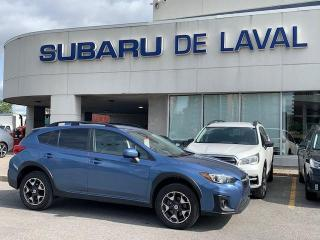 Used 2018 Subaru XV Crosstrek Tourisme ** Apple Carplay ** for sale in Laval, QC