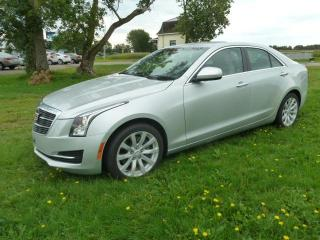 Used 2018 Cadillac ATS Berline 2.0L 4 portes, à TI for sale in St-Isidore, QC