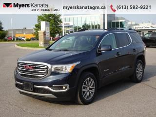 Used 2017 GMC Acadia SLE  -  Touch Screen for sale in Kanata, ON