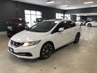 Used 2013 Honda Civic SI*6-SPEED MANUAL*NAVIGATION*BACK-UP CAMERA*CERTIF for sale in North York, ON