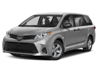 New 2020 Toyota Sienna LE FWD 8-PASS SIENNA LE FWD 8-PASS for sale in Port Hawkesbury, NS