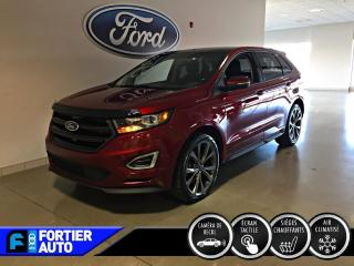 Used 2016 Ford Edge Sport 4 portes Traction intégrale for sale in Montréal, QC