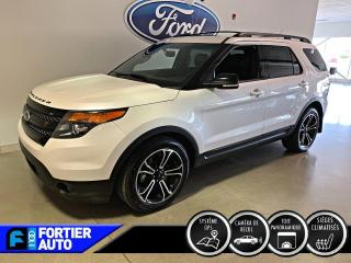 Used 2015 Ford Explorer 4 RM, 4 portes, Sport for sale in Montréal, QC