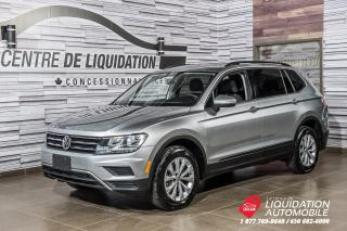 Used 2019 Volkswagen Tiguan Trendline for sale in Laval, QC
