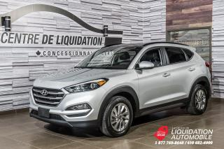 Used 2016 Hyundai Tucson Luxury for sale in Laval, QC