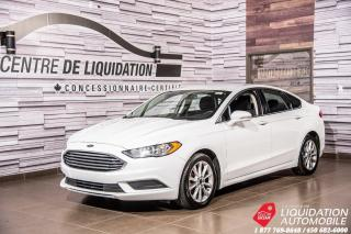 Used 2017 Ford Fusion SE+SIEG/CHAUFF+CAM/RECUL+GR ELECT for sale in Laval, QC