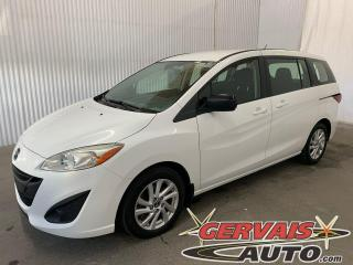 Used 2013 Mazda MAZDA5 GS MAGS 6 PASSAGERS *Transmission Automatique* for sale in Shawinigan, QC